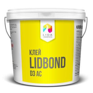 Клей Lidbond D3 AC