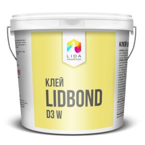 Клей Lidbond D3 W