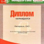 Беларусь 2008