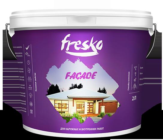 fresko-facade