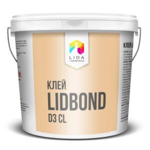 Клей Lidbond D3 CL