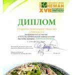 Еврорегион Неман 2015 сентябрь-1